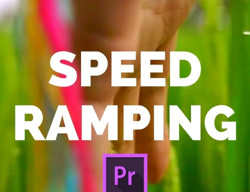 Speed Ramping In Premiere Pro