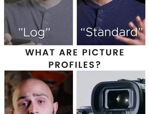 What Are Picture Profiles?