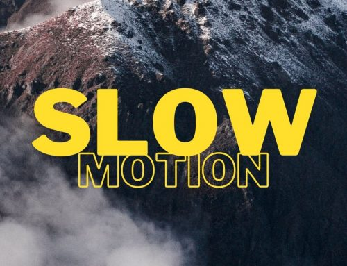 How To Get Smooth Slow Motion Video