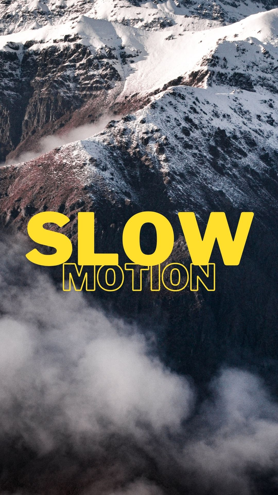 Slow Motion Video